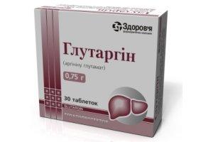 Глутаргин: новый подход к патогенетическому лечению вирусных гепатитов