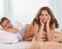 При возникновении недомоганий и беспокойств во время секса