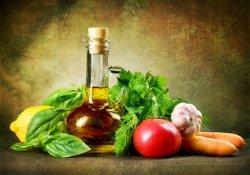 Средиземноморская диета от атеросклероза