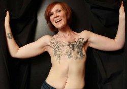 Фото грудь необычной формы фото 214-157