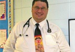 толстый диетолог