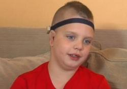 Хирурги «сконструировали» для мальчика, родившегося без ушных раковин, новые уши