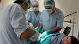 Обрезание крайней плоти (видеозапись операции)